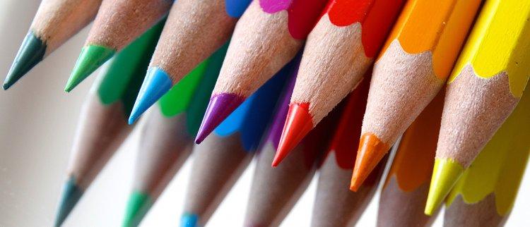 A velünk élő színek